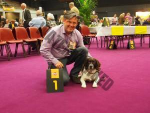 Eva Beste Pup Pinkstershow 2013