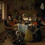 Spioen de voorouder van de Drentsche Patrijshond